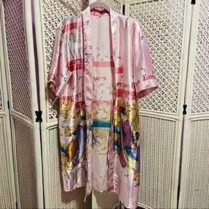 Asian Silk Kimono 👘